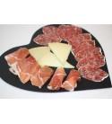 Silver Deli Meat/Salmon Backing Boards/Discs, 28cm