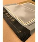 Printed 2 silver backed vacuum bag, 200x300mm