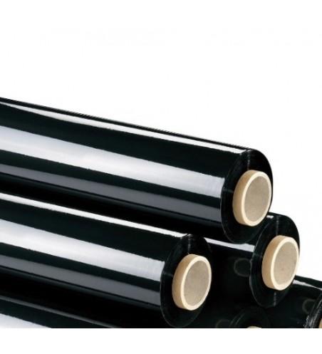 Manual extendable palatalization film, 50cm x 2kg Black