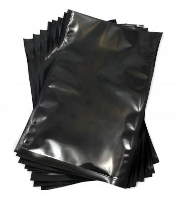 Black backed vacuum pouches 250x350mm (25x35cm)