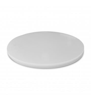 Transparent Deli Meat/Salmon Backing Boards/Discs, 24cm