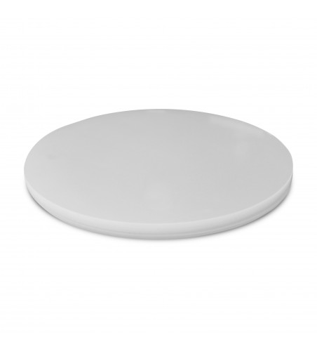Transparent Deli Meat/Fish Backing Boards/Discs, 205mm
