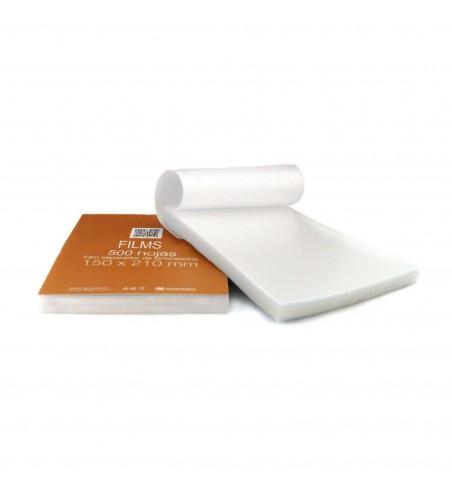 Interleaved deli plastic film/sheets 120x120mm (12x12cm)