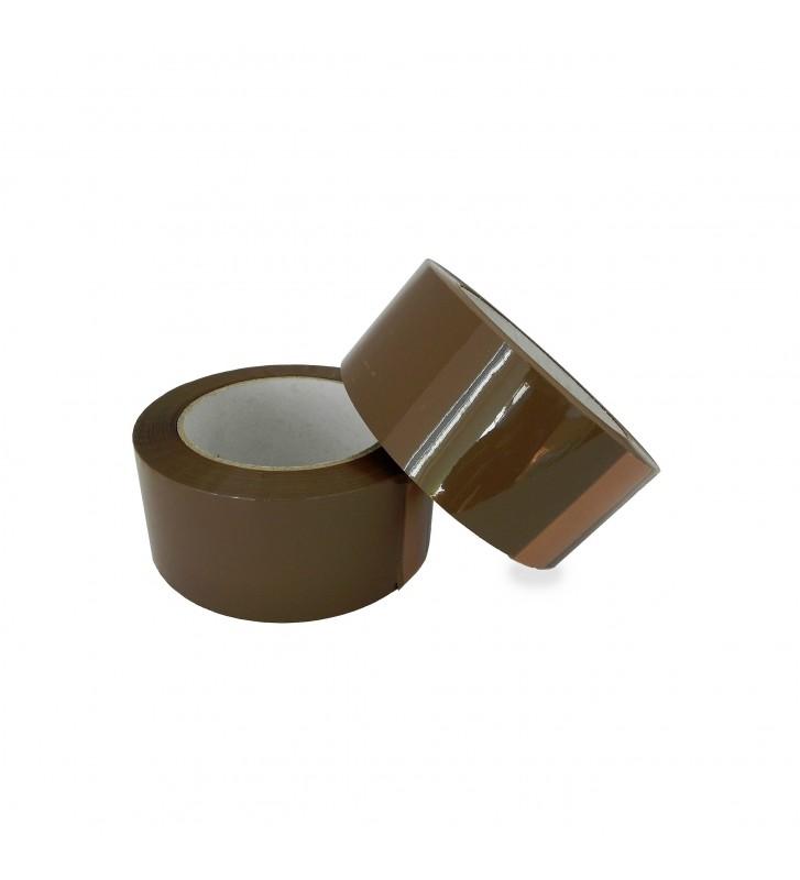 Brown adhesive tape 48cm x 125 meters long
