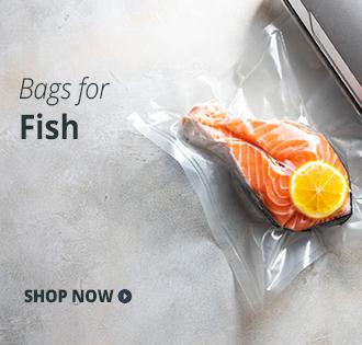 Vacuum Bags for Fish
